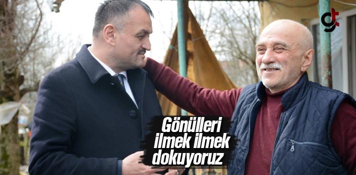 Halil Akgül, 'Gönülleri İlmek İlmek Dokuyoruz'