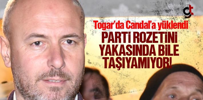 Hasan Togar, Candal'ı Eleştirdi