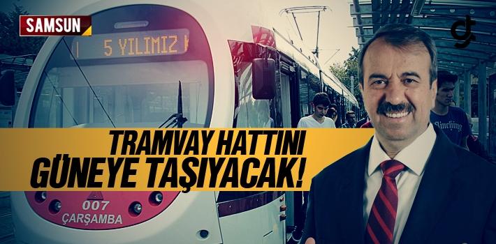 Hayati Tekin; Samsun'un Trafik Sorununa Güney Yolu...