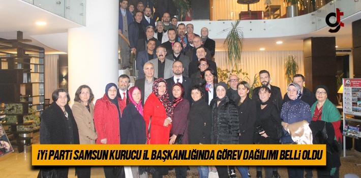 İYİ Parti Samsun Kurucu İl Başkanlığı'nda Görev...