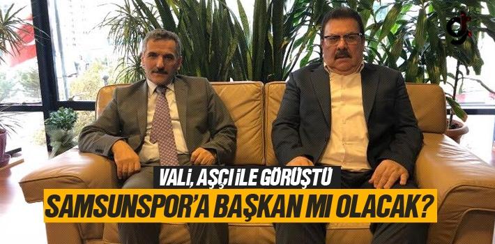 Kaya Aşçı, Samsunspor'a Başkan Mı Olacak?