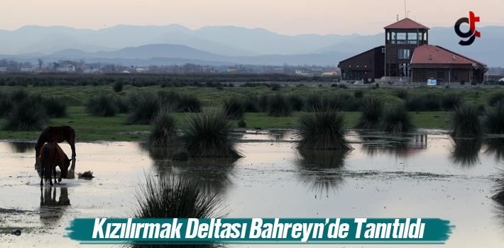 Kızılırmak Deltası Bahreyn'de Tanıtıldı