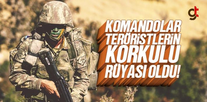 Komandolar, Teröristlerin Korkulu Rüyası Oldu