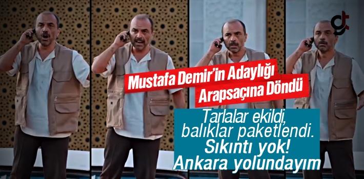 Mustafa Demir'in Adaylığı Arapsaçına Döndü