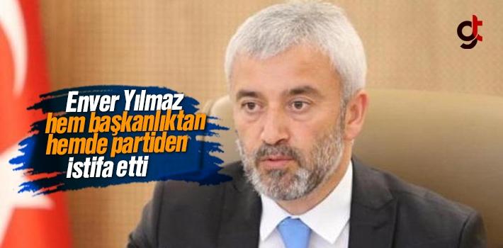 Ordu Büyükşehir Belediye Başkanı Enver Yılmaz...