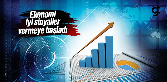 Orhan Turan,, 'Ekonominin iyi sinyaller vermeye başladığını...