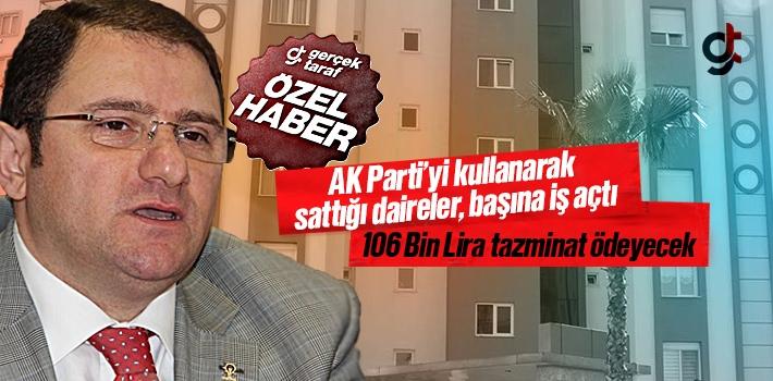 Osman Çetinkaya 106 Bin Lira Tazminat Ödeyecek