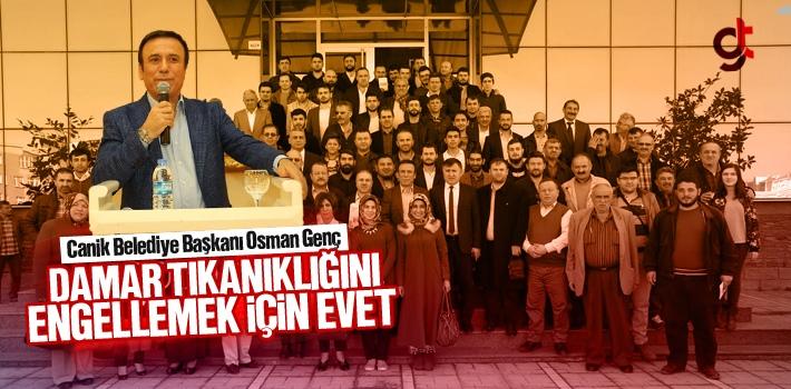 Osman Genç, Damar Tıkanıklığını Engellemek...