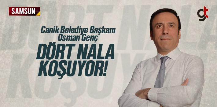 Osman Genç Dört Nala Koşuyor