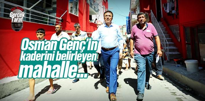 Osman Genç'in Kaderini Belirleyen Mahalle