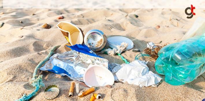 Plajlardan En Çok Sigara İzmariti Çıktı