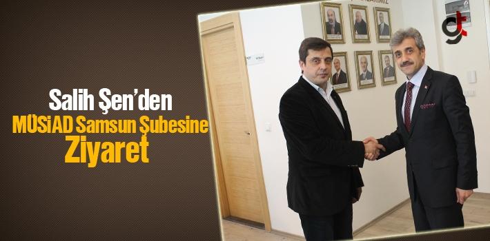Saadet Partisi Büyükşehir Başkan Adayı Salih...