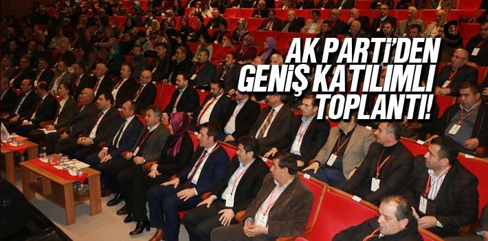 Samsun AK Parti'den Geniş Katılımlı 73. İl...
