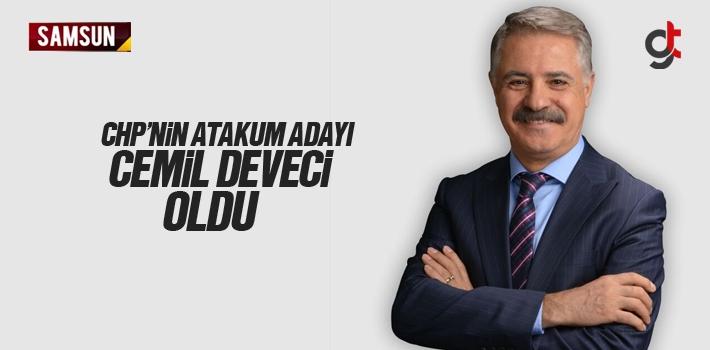 Samsun Atakum CHP Adayı Cemil Deveci Oldu,