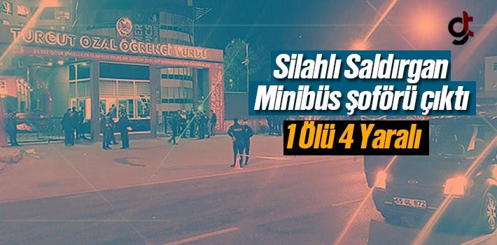 Samsun Atakum Turgut Özal Kız Öğrenci Yurdu Önünde...
