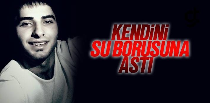 Samsun Atakum'da Fikri Öztürk İntihar Etti