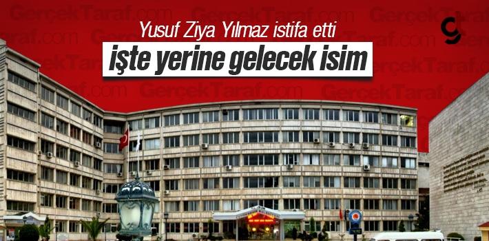 Samsun Büyükşehir Belediye Başkanı Yılmaz'ın...