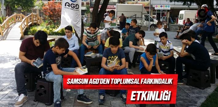 Samsun Haber: Samsun Agd'den Toplumsal Farkındalık...