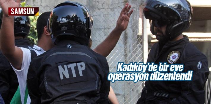Samsun Kadıköy'de Uyuşturucu Operasyonu