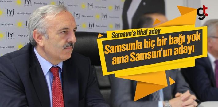 Samsun Milletvekili Adayı Bedri Yaşar Gümüşhaneli...