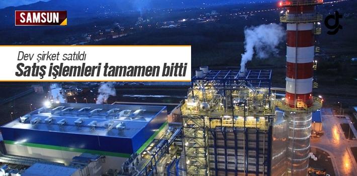 Samsun OMV, Bilgin Enerji'ye Satılmasındaki Tüm...