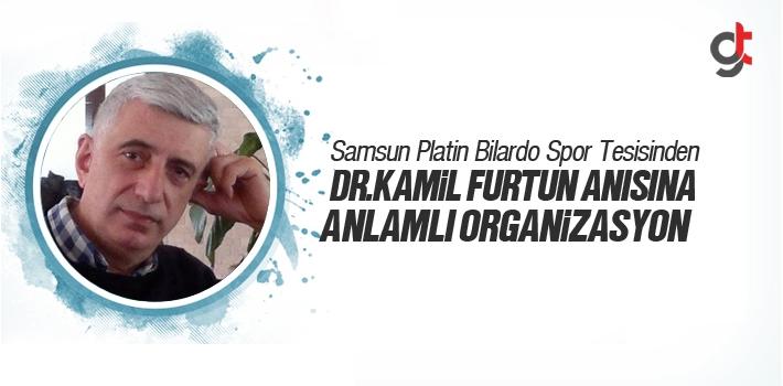 Samsun Platin Bilardo Spor Tesisinden Dr. Kamil Furtun...