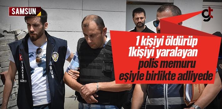 Samsun Rizeliler Fırını Önündeki Kavgada Polis...