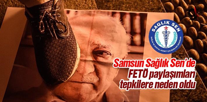 Samsun Sağlık Sen'de Hüseyin Ertosun'un FETÖ...