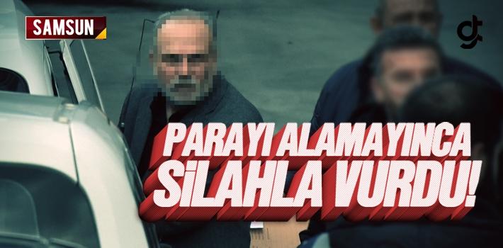 Samsun Tekkeköy'da Alacak Verecek Tartışması Kanlı...