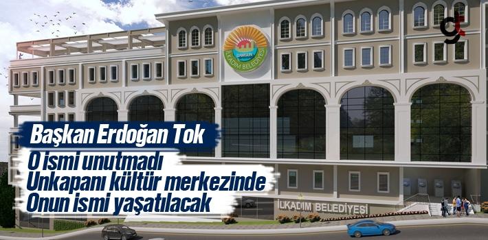 Samsun Unkapanı Kültür Merkezi'nde Murat Göğebakan'ın...