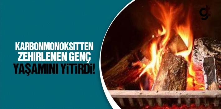 Samsun'da Karbonmonoksitten Zehirlenen Genç Yaşamını...
