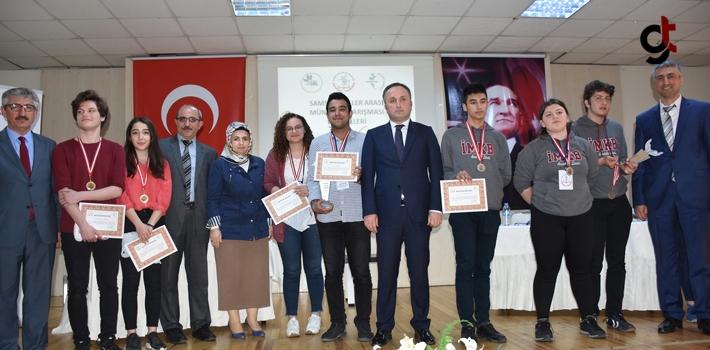 Samsun'da Liseler Arası Münazara Turnuvası Gerçekleştirildi