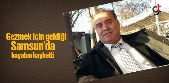 Samsun'da Otomobilin Çarptığı Yaya Hayatını...