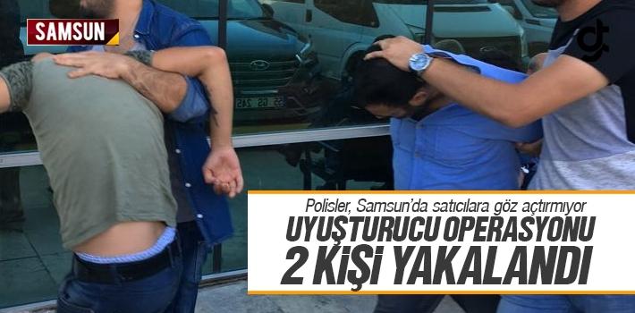 Samsun'da Uyuşturucu Satıcılarına Göz Açtırılmıyor