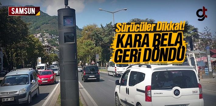 Samsun'da Yeni Radarlar Kurulacak