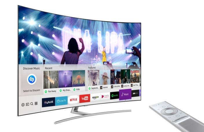 Samsung'un 2019 Model Smart Tv'lerinde Google Asistan...