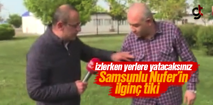 Samsunlu Nufer'in İlginç Tiki - Video Haber