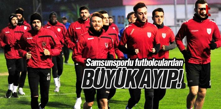 Samsunsporlu Futbolcular 20 Ocak Anma Törenine Katılmadı