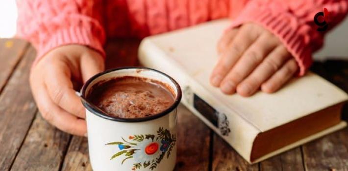 Sıcak Çikolata İle Kilo Almadan Mutluluğunuzu...