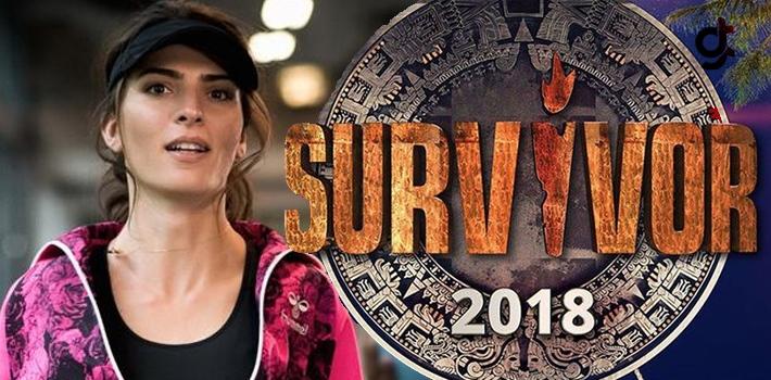 Survivor 2018 ünlüler takımı yarışmacısı Merve...