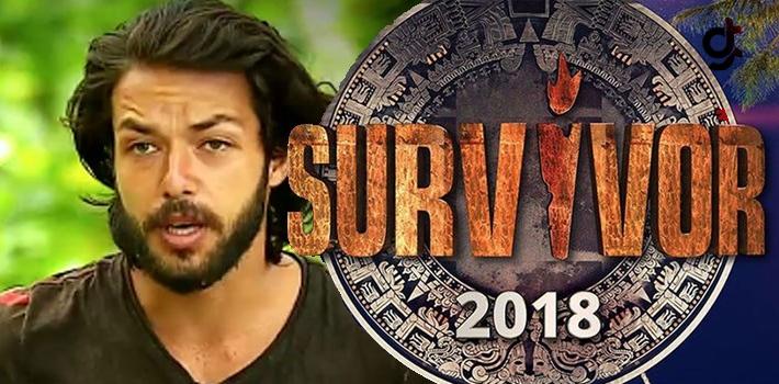 Survivor 2018 ünlüler takımı yarışmacısı Hilmi...