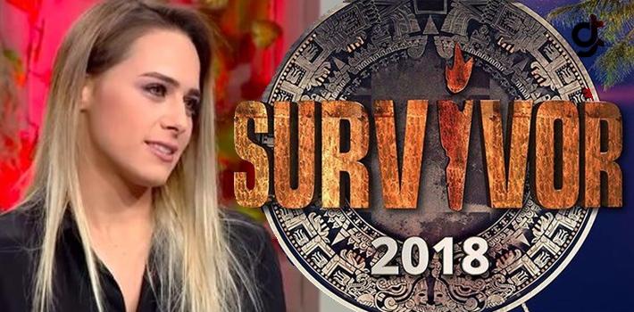 Survivor 2018 ünlüler takımı yarışmacısı Damla...