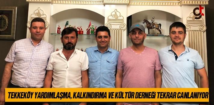 Tekkeköy Yardımlaşma, Kalkındırma ve Kültür...