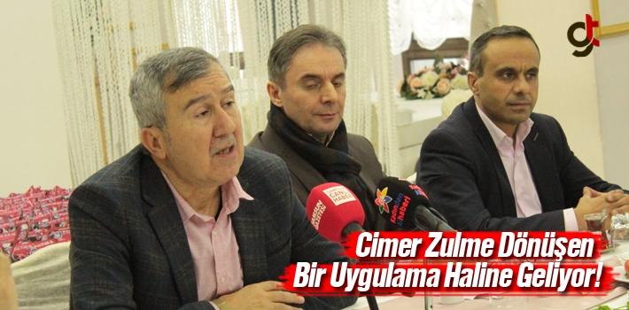 Tevfik Yılmaz Demir, CİMER Zulme Dönüşen Bir...