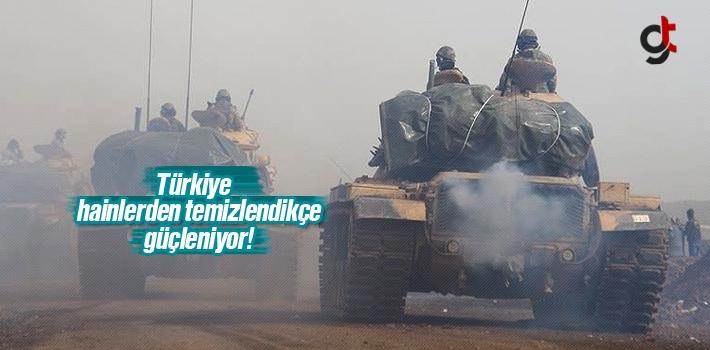 Türk Silahlı Kuvvetleri FETÖ'den Temizlendikçe...