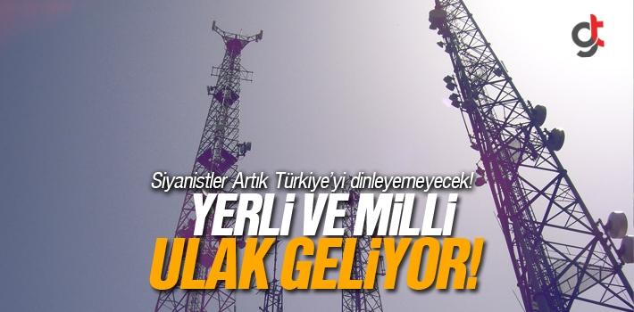 Türkiye Artık Kendi Baz İstasyonunu Üretiyor