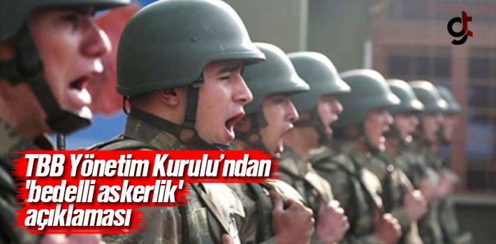 Türkiye Bankalar Birliği'nden 'bedelli askerlik'...