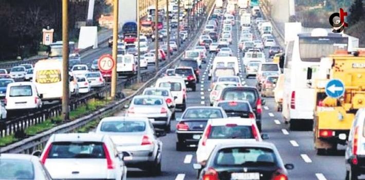 Türkiye'deki Araç Sayısı 23 Milyona Ulaştı!