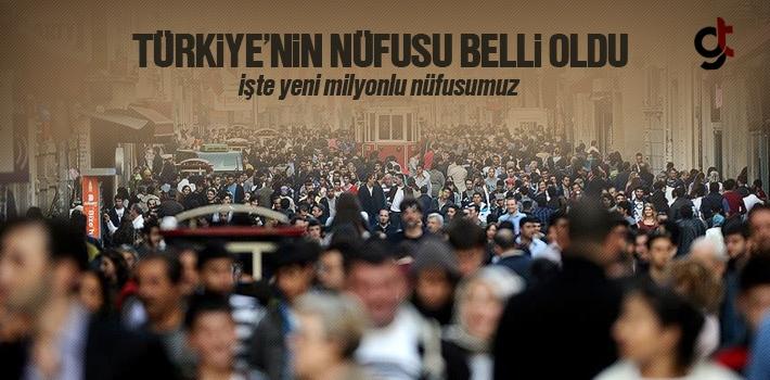 Türkiye'nin 2017 Nüfusu Kaç Oldu?