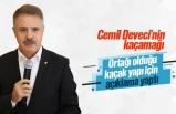Cemil Deveci'nin ortağı olduğu City Mall açıklaması